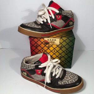 L.A.M.B. Gwen Stefani Fashion Sneakers♥️💛💚